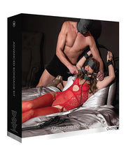 Shots Advanced Bondage Kit - Black - SEXYEONE