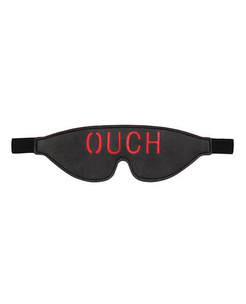 Shots Ouch Blindfold - Black