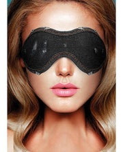 Shots Denim Eye Mask - SEXYEONE