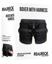 Shots Realrock Boxer W-harness
