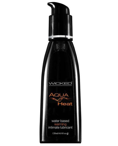 Wicked Sensual Care Heat Warming Waterbased Lubricant - 4 Oz