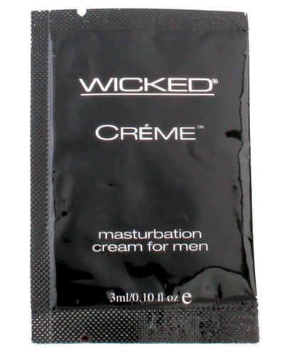 Wicked Sensual Care Creme Masturbation Cream For Men - .1 Oz