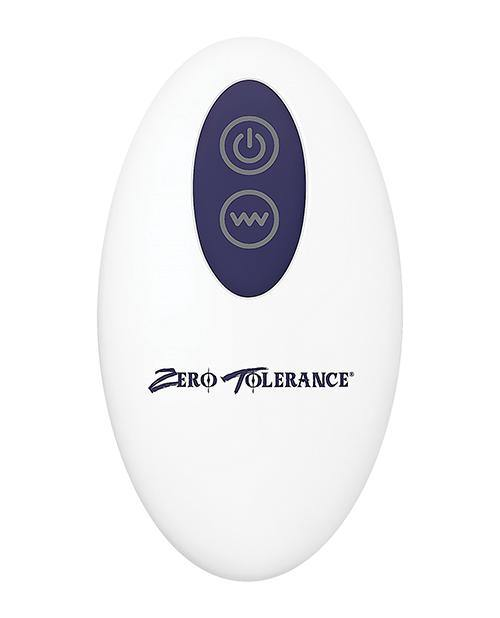 Zero Tolerance Wicked Twister Anal Rechargeable - Purple