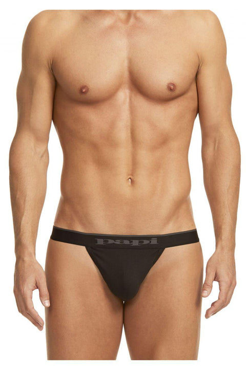3PK Cotton Stretch Thong