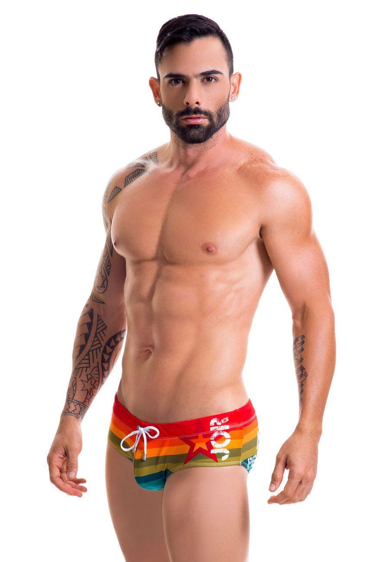 Pride Swim Briefs