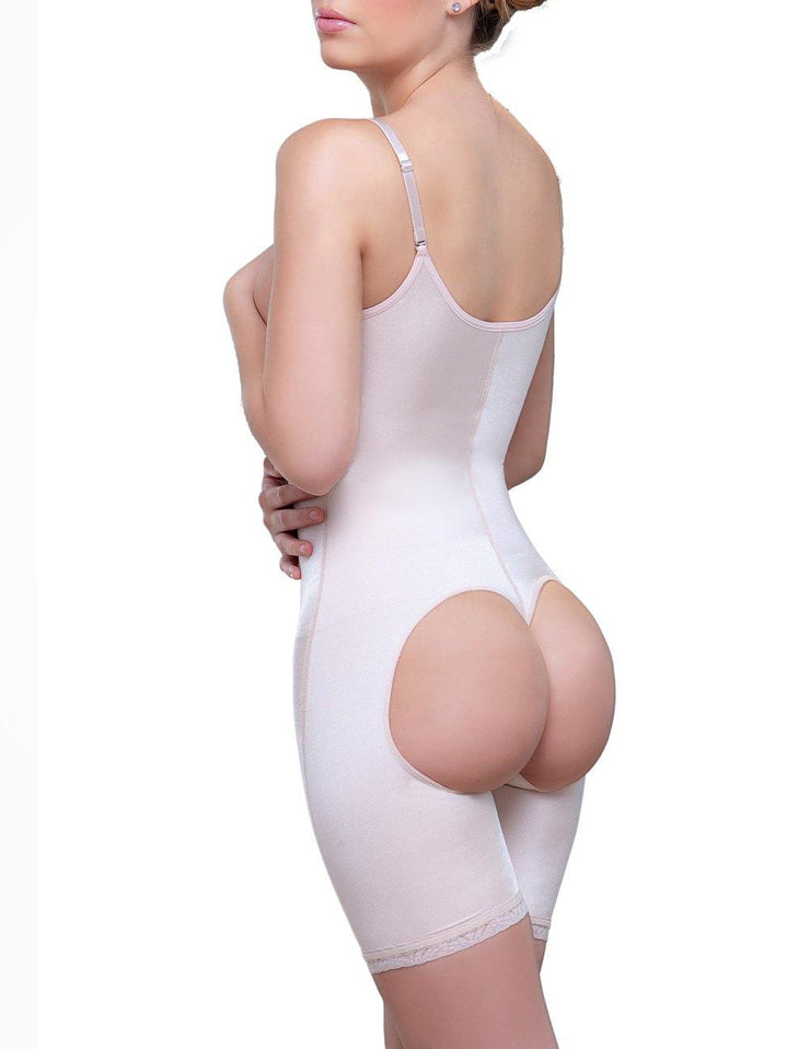 Amelie Open Bottom Mid thigh Shaper