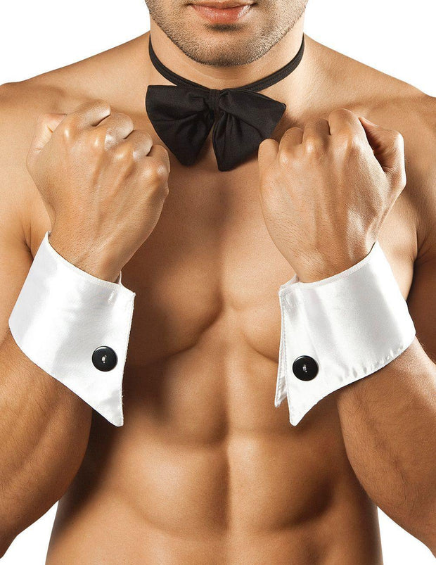 Bowtie and Cuffs Only