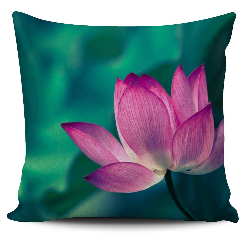 Lotus Cushion Cover - Clicksstars