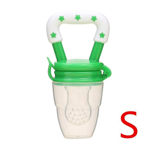 TODDLERS TEETHER VEGETABLE FRUIT TEETHING TOY - Clicksstars
