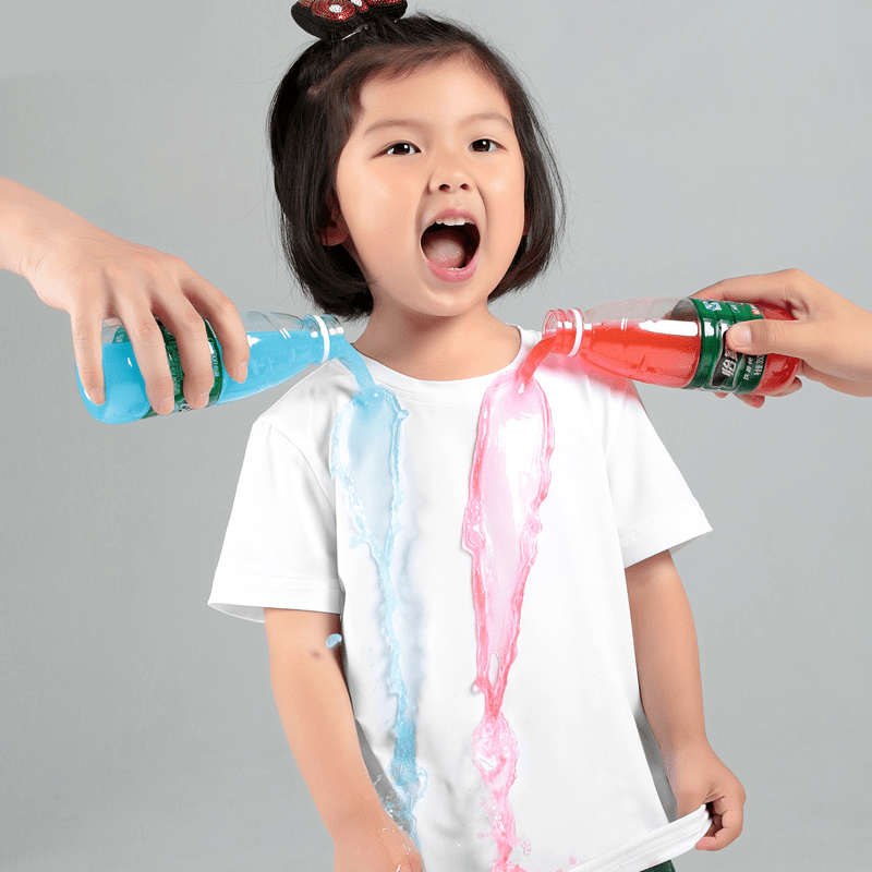 The Anti-Stain T-Shirt For Kids™ - Clicksstars