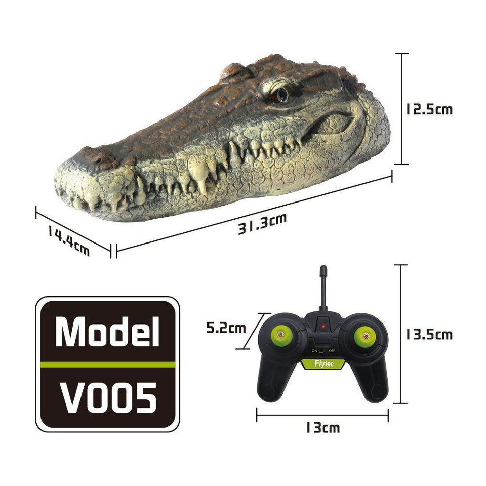 200001409 - Simulation Crocodile