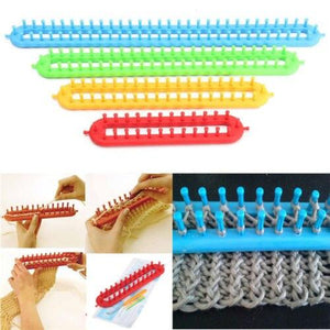 LONG KNITTING KNITTER LOOMS - Clicksstars