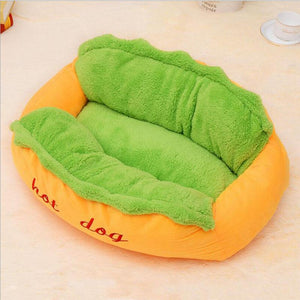 HOT DOG PET BED - Clicksstars