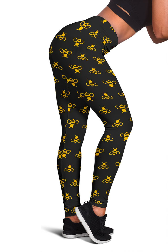 Honey Bee Women's Leggings - Clicksstars