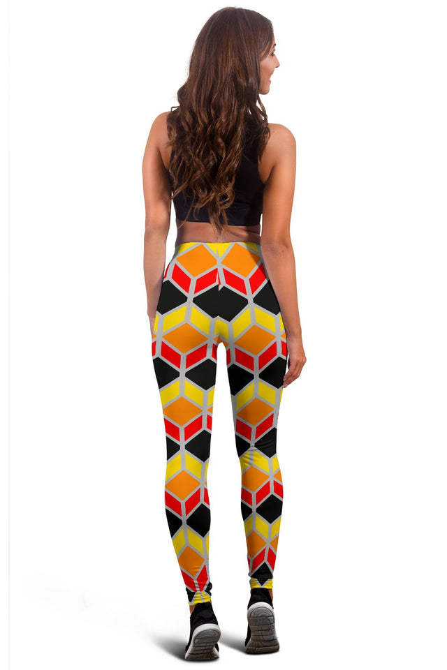 Coffee and Colours Women's Leggings - Clicksstars