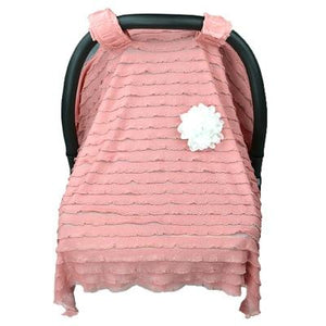 Infant Car Seat Canopy Cover for Baby Nursing