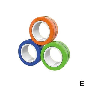 FinGears Anti-stress Magnetic Rings