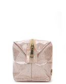 Mi-Pac Gold Wash Bag - Glitter Champagne 740811 041