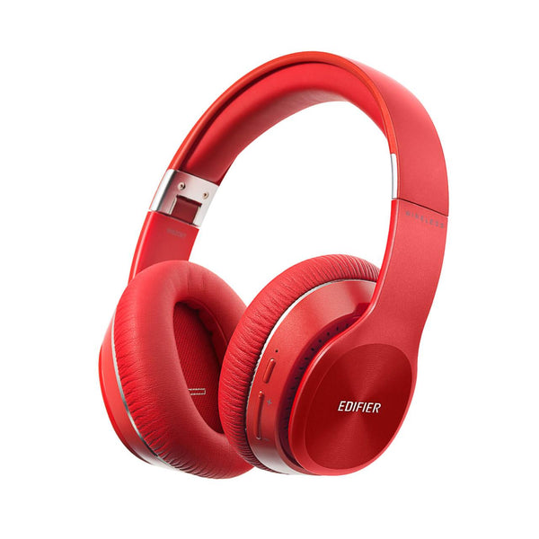 Edifier Headphones W820BT Red Ακουστικά 010160