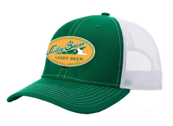 Far Cry 5 - Whistling Beaver Green / White Baseball Cap ΚΑΠΕΛΟ ΜΠΕΪΖΜΠΟΛ