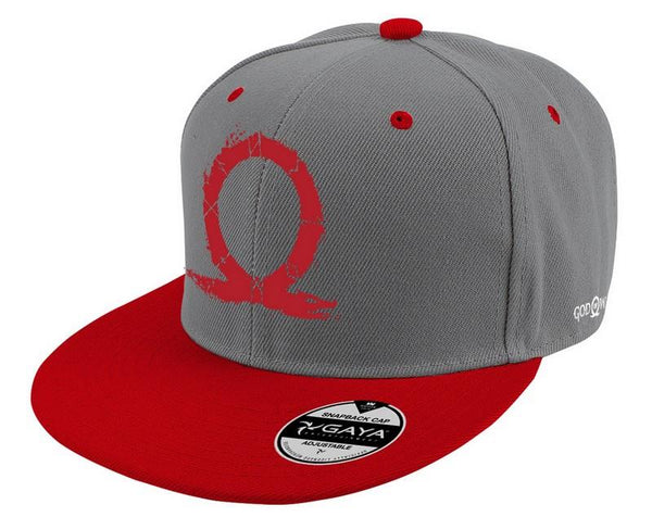 Gaya Entertainment - God of War - Serpent Logo Snapback (GE3487) ΚΑΠΕΛΟ ΜΠΕΪΖΜΠΟΛ