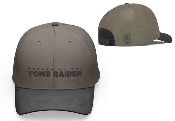 Numskull - Shadow of the Tomb Raider Snapback Cap ΚΑΠΕΛΟ JOCKEY ΤΟΜΠ ΡΑΪΝΤΕΡ