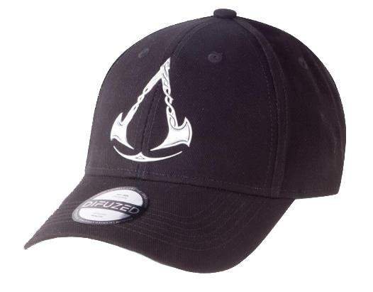 Difuzed Assassin's Creed Valhalla - Metal Symbol Baseball Cap (BA720107ASC) ΚΑΠΕΛΟ ΜΠΕΪΖΜΠΟΛ