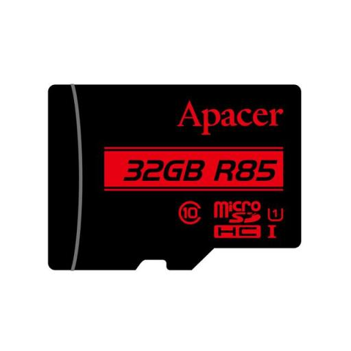Apacer R85 Memory Card Micro SDHC UHS-I U1 Class10 32GB with Adapter Καρτα Μνημης 110138