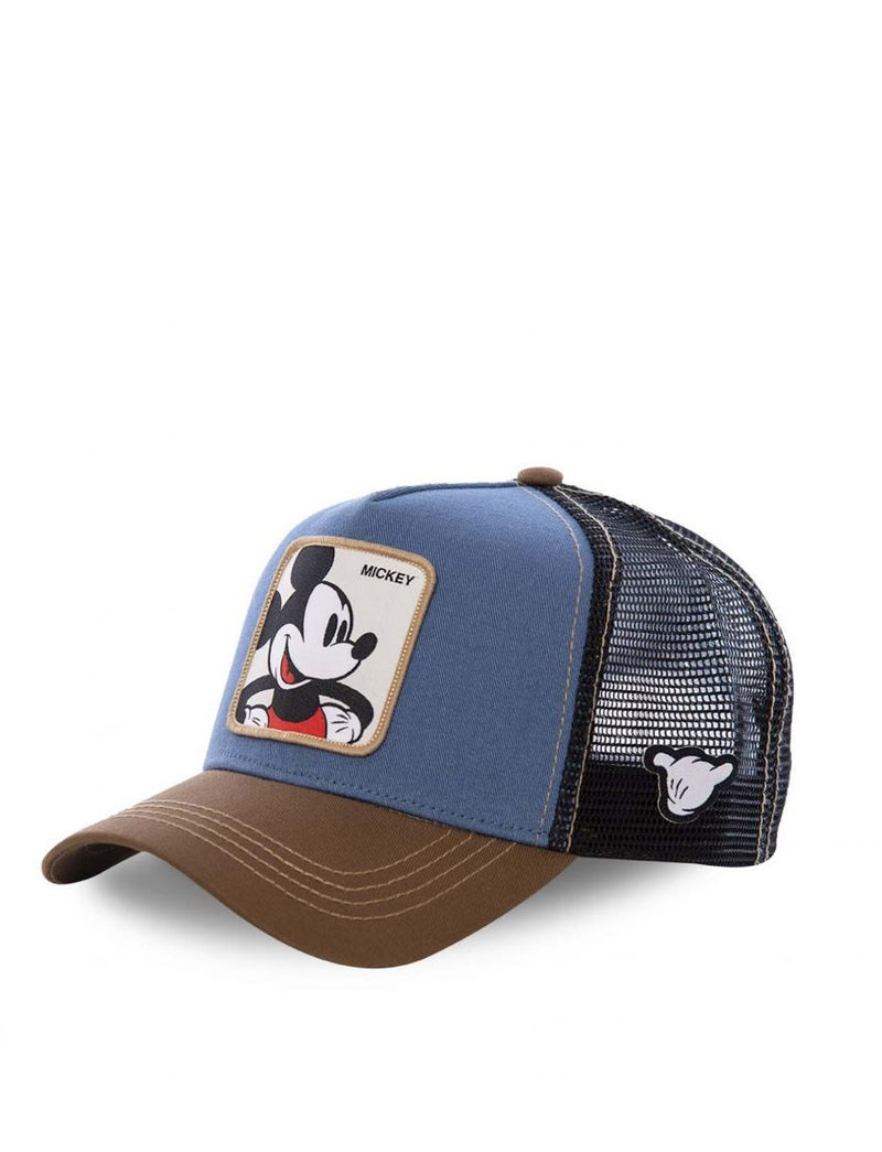 CAPSLAB Καπέλο FREEGUN DISNEY Blue/black 135828_1