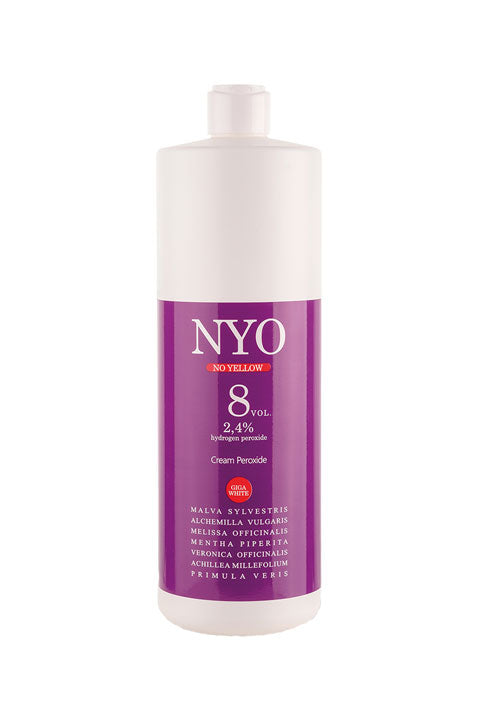 NYO CREAM PEROXIDE LT 08 vol.