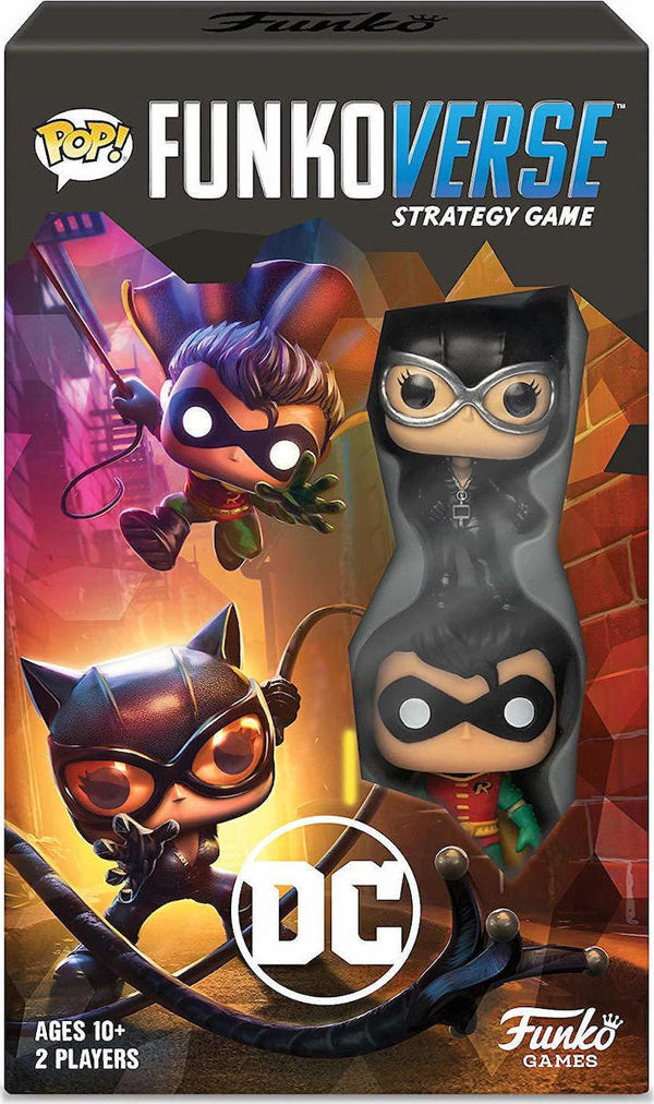 Funko Pop! Funkoverse: DC Comics - Expandalone Board Game ΕΠΙΤΡΑΠΕΖΙΟ 42646