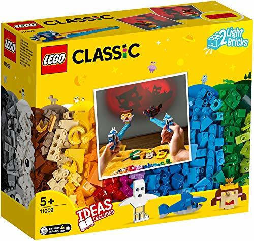 LEGO Classic: Bricks and Lights (11009)