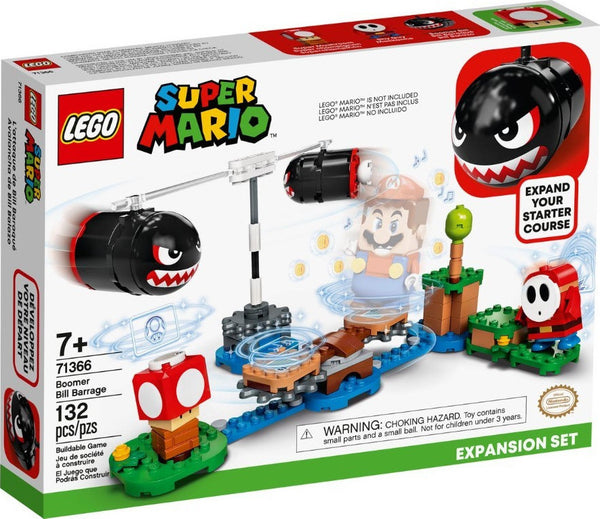 LEGO Super Mario: Boomer Bill Barrage Expansion Set (71366)