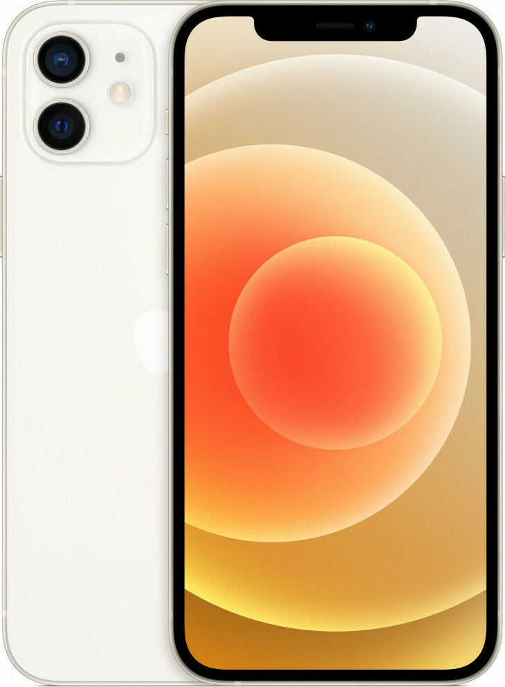 iPhone Κινητό 12 mini 5.4'' 128GB White 5G MGE43GH/A