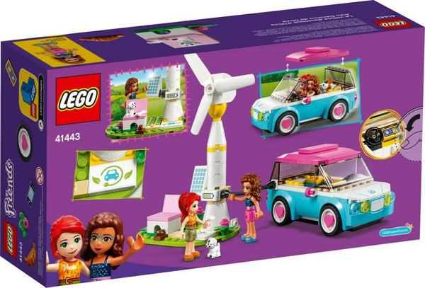 LEGO® Friends: Olivia's Electric Car (41443)