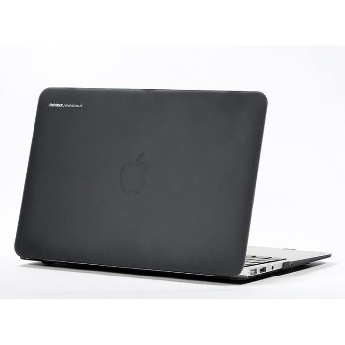 "Remax Pc Cover Case for Macbook 11.6"" Black Θήκη Macbook 230257"