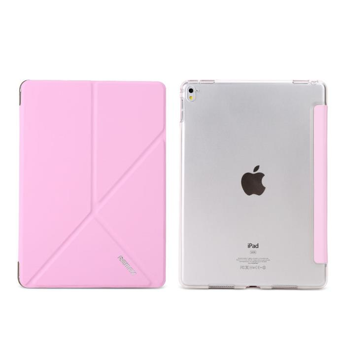 Remax Tablet Case for iPad Pro 12,2'' Pink TRANSFORMER Θήκη Tablet 230379