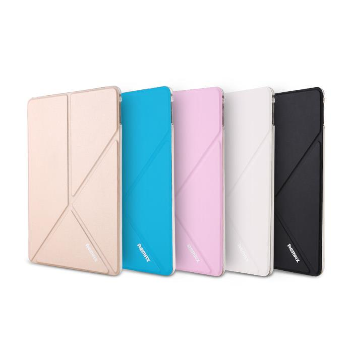 Remax Tablet Case for iPad Pro 12.2 Pink TRANSFORMER Θήκη Tablet 230379