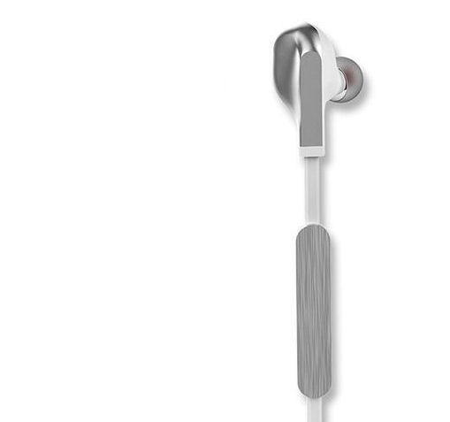 WK Earphone BT White BD-200 Bluetooth Ακουστικά 250389