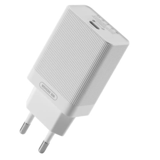 WK Quick Charger PD 18W WP-U76 Φορτιστής 250520