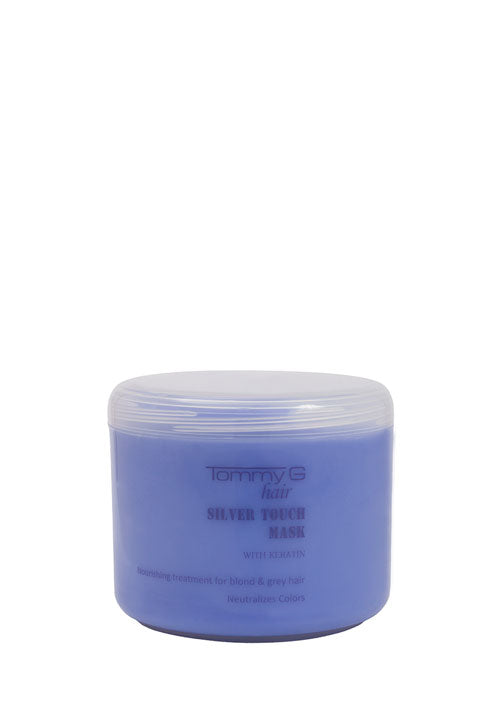 TG SILVER TOUCH MASK TG 450ML