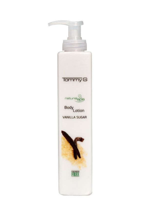 Tommy G Natural Spa Body Lotion Vanilla Sugar 300ml ΚΡΕΜΑ ΣΩΜΑΤΟΣ