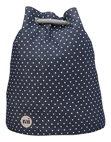 Mi-Pac Swing Bag Denim Spot Indigo/White 740460 005