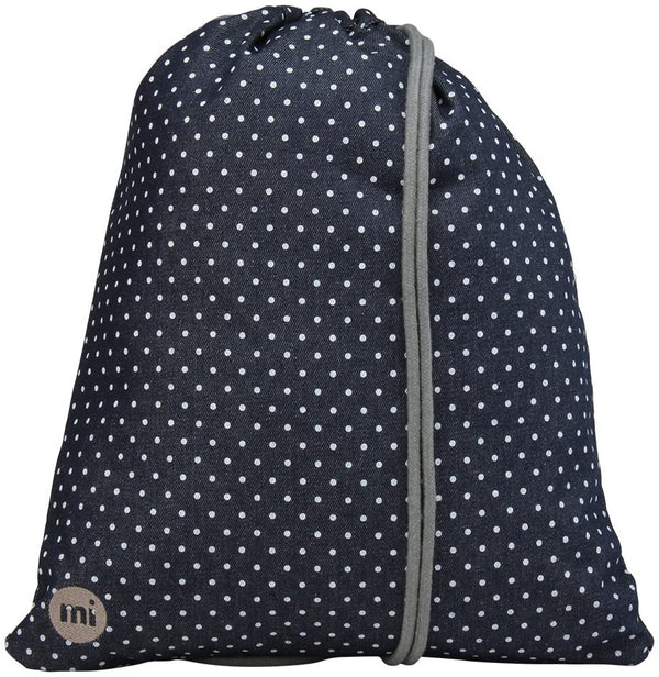 Mi-PacKit Bag Denim Spot IndigoWhite 740554 004