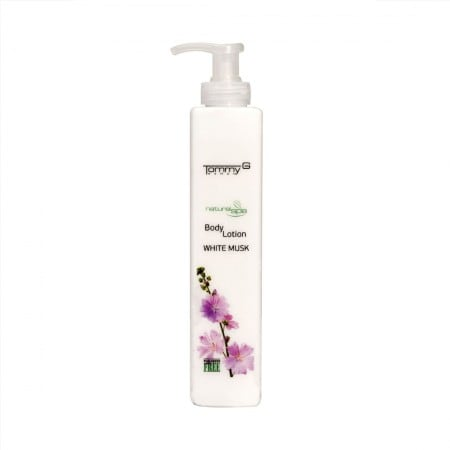 Tommy G NATURAL SPA BODY LOTION WHITE MUSK 300ML