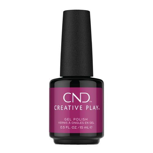CND Creative Play Gel Polish Ημιμόνιμο Βερνίκι Νυχιών Berried Secrets 15ml 467 CG467