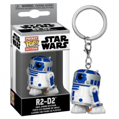 Funko Pocket Pop! Keychain: Star Wars - R2-D2 Vinyl Figure ΜΠΡΕΛΟΚ 53058