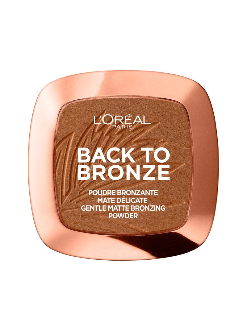 L'Oreal Back To Bronze Matte Bronzing Powder 10g