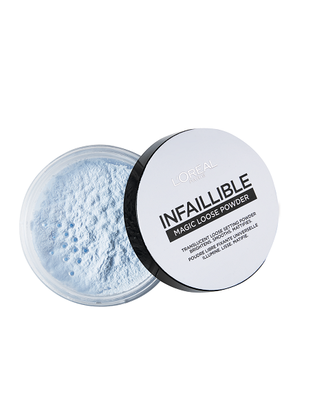 L'Oreal Infaillible Magic Loose Powder Πούδρα 6g