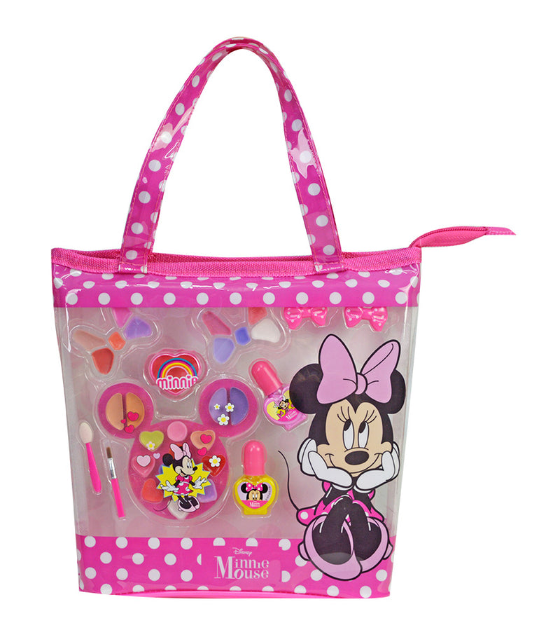 Markwins Παιδικά Καλλυντικά Minnie Mouse Make Up Tote Σετ Ομορφιάς